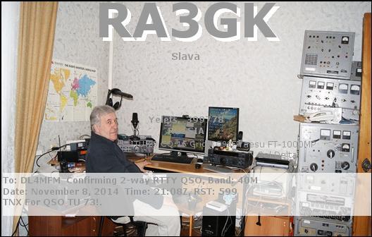 RA3GK